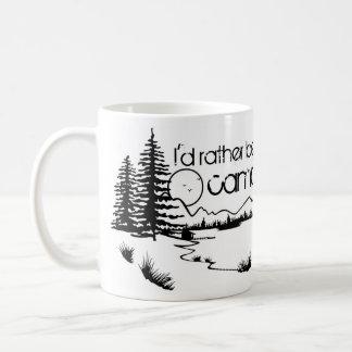 Ich würde eher Campings-Kaffee-Tasse sein Kaffeetasse
