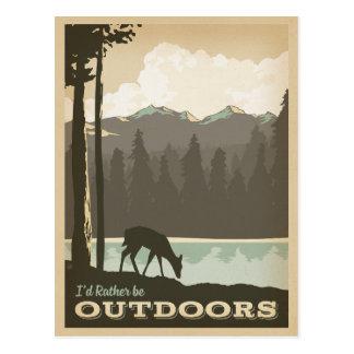 Ich würde eher Freien sein Postkarte