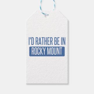 Ich würde eher im felsigen Berg sein Geschenkanhänger