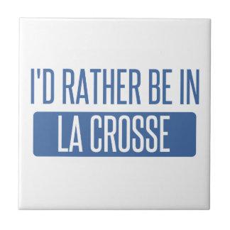 Ich würde eher im La Crosse sein Fliese