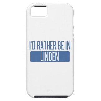 Ich würde eher im Linden sein iPhone 5 Etui