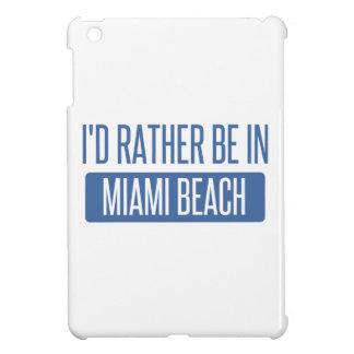 Ich würde eher im Miami Beach sein iPad Mini Hülle