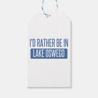 Ich würde eher im See Oswego sein Geschenkanhänger