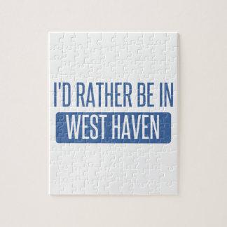 Ich würde eher im Westhafen sein Puzzle