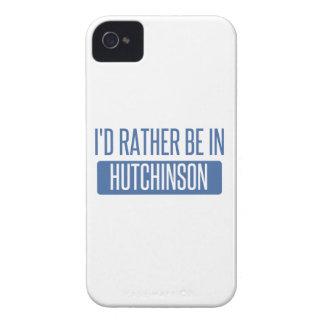 Ich würde eher in Hutchinson sein Case-Mate iPhone 4 Hüllen