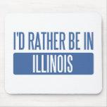 Ich würde eher in Illinois sein Mauspads