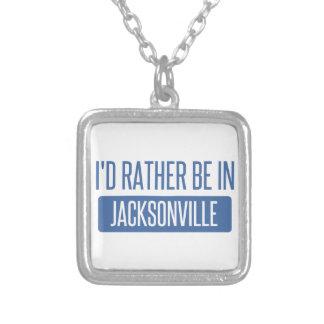 Ich würde eher in Jacksonville NC sein Versilberte Kette