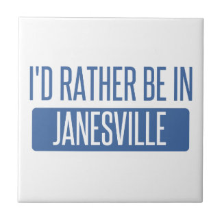 Ich würde eher in Janesville sein Keramikfliese