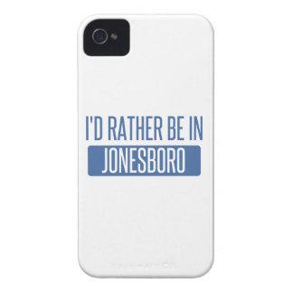 Ich würde eher in Jonesboro sein iPhone 4 Case-Mate Hülle