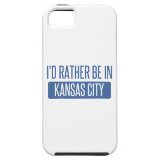 Ich würde eher in Kansas City KS sein iPhone 5 Cover