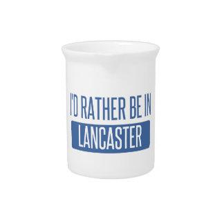 Ich würde eher in Lancaster OH- sein Krug