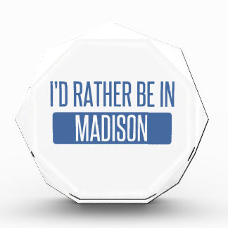Ich würde eher in Madison-AL sein Acryl Auszeichnung