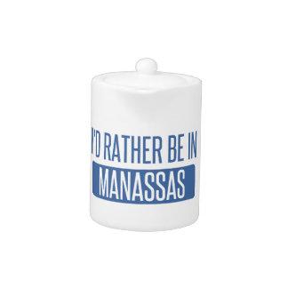 Ich würde eher in Manassas sein