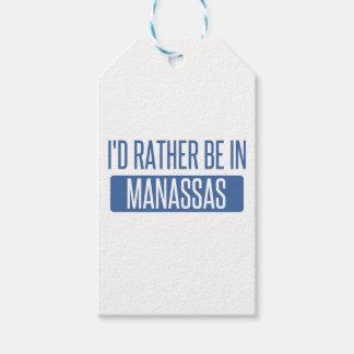 Ich würde eher in Manassas sein Geschenkanhänger