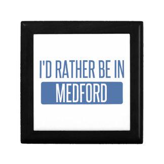 Ich würde eher in Medford MA sein Schmuckschachtel