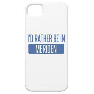 Ich würde eher in Meriden sein iPhone 5 Hülle