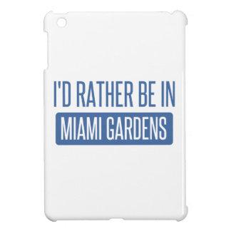Ich würde eher in Miami-Gärten sein iPad Mini Hülle