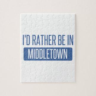 Ich würde eher in Middletown CT sein Puzzle