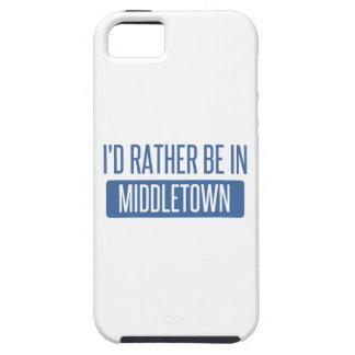 Ich würde eher in Middletown CT sein Tough iPhone 5 Hülle