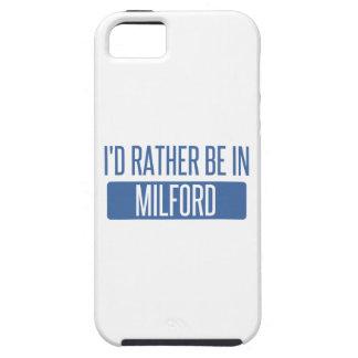 Ich würde eher in Milford sein iPhone 5 Hüllen