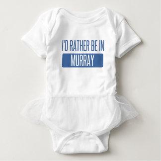 Ich würde eher in Murray sein Baby Strampler
