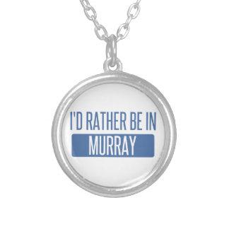 Ich würde eher in Murray sein Versilberte Kette