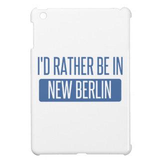 Ich würde eher in neuem Berlin sein iPad Mini Hülle