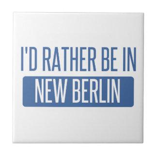 Ich würde eher in neuem Berlin sein Keramikfliese