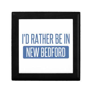 Ich würde eher in New-Bedford sein Erinnerungskiste