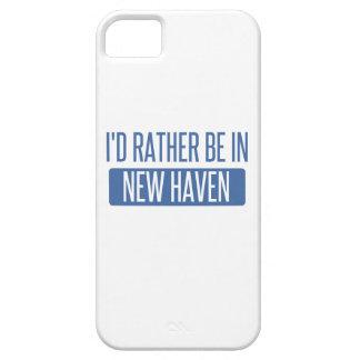 Ich würde eher in New-Haven sein iPhone 5 Hülle
