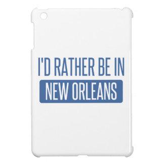 Ich würde eher in New Orleans sein iPad Mini Hülle