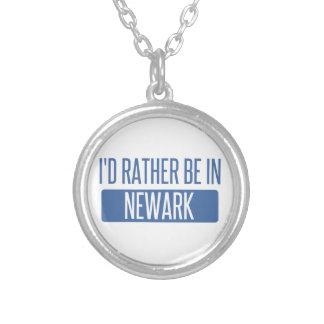 Ich würde eher in Newark OH- sein Versilberte Kette