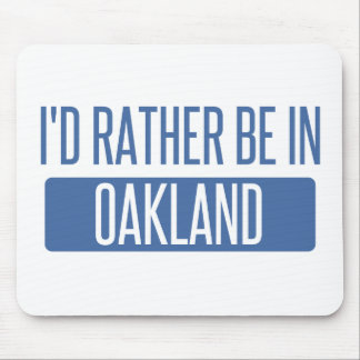 Ich würde eher in Oakland-Park sein Mousepads