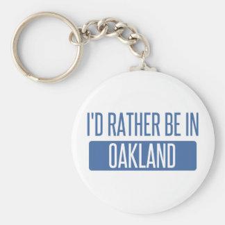 Ich würde eher in Oakland-Park sein Schlüsselanhänger