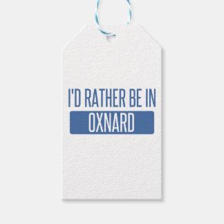 Ich würde eher in Oxnard sein Geschenkanhänger