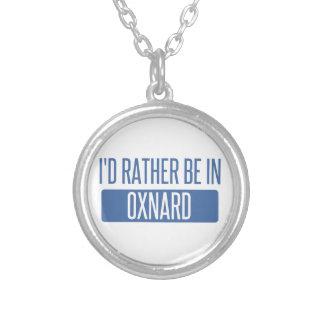 Ich würde eher in Oxnard sein Versilberte Kette