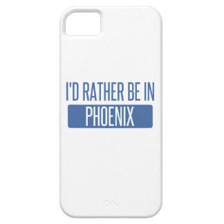 Ich würde eher in Phoenix sein iPhone 5 Hülle