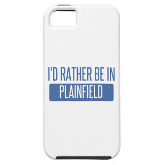 Ich würde eher in Plainfield NJ sein Tough iPhone 5 Hülle