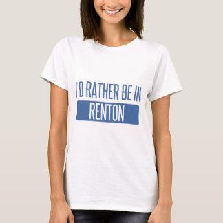 Ich würde eher in Renton sein T-Shirt