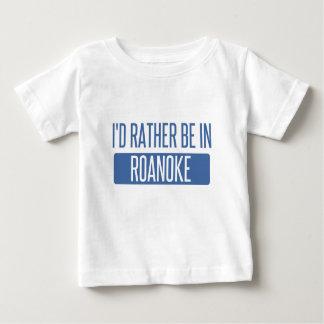Ich würde eher in Rochester-Hügeln sein Baby T-shirt