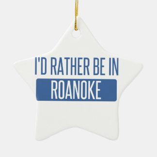 Ich würde eher in Rochester-Hügeln sein Keramik Ornament