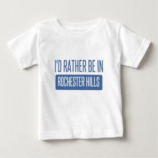 Ich würde eher in Rochester Mangan sein Baby T-shirt