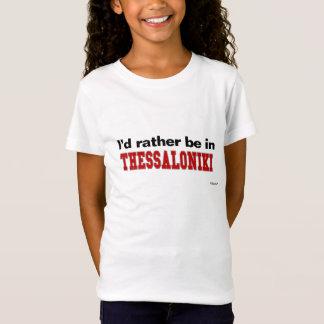Ich würde eher in Saloniki sein T-Shirt