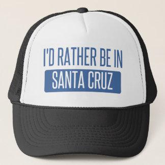 Ich würde eher in Santa Cruz sein Truckerkappe