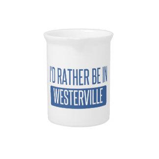 Ich würde eher in Westerville sein Krug