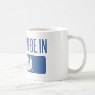 Ich würde eher in Yakima sein Kaffeetasse