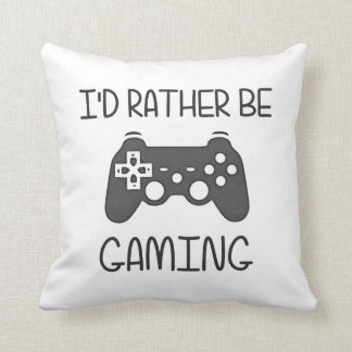 Ich würde eher Videospiel sein Kissen