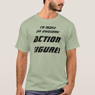 Ich würde ein fantastisches, AKTIONS-ZAHL machen! T-Shirt