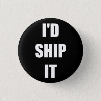 Ich würde es versenden runder button 3,2 cm