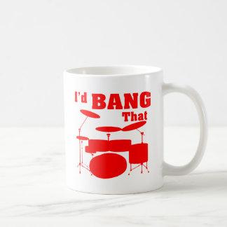 Ich würde schlagen, dass (Trommeln) Tasse